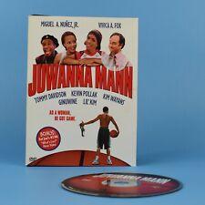 Juwanna Mann DVD - NBA WNBA Basketball - GUARANTEED