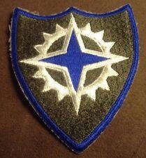 16th CORPS FULL COLOR ORIGINAL WW2 ERA PATCH