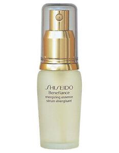 Shiseido Benefiance Energizing Essence Serum energisant 30ml NIB
