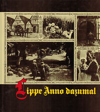 Bachler Lippe anno dazumal historische Bilder Texte Lipperland Lippe-Detmold '78