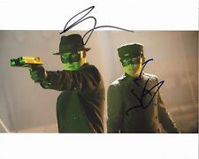 THE GREEN HORNET AUTOGRAPHED PHOTO SIGNED 8X10 #1 SETH ROGEN JAY CHOU