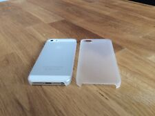 Apple iPhone 5 5S SE Ultra Slim matte Handyhülle nur 0,2mm Smartphone 1 Cover