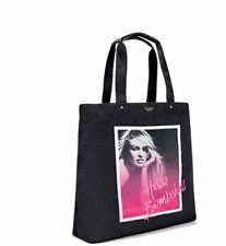 """NWT Victoria's Secret """"Hello Bombshell"""" Extra Large Black Tote LIMITED EDITION"""