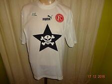 "Fortuna düsseldorf puma saliente camiseta 2003/04 ""los muertos pantalones"" talla m nuevo"