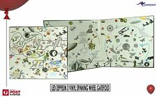 Led Zeppelin III All Mint Pict Wheel SD 7201-50002 1st Press VINTAGE LP VINYL