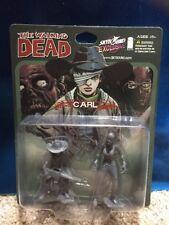 Walking Dead Skybound Exclusive Carl Figure Set Sdcc Grey