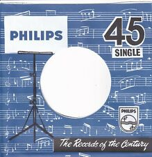 PHILIPS Company Reproduction Record Sleeves - (pack of 5]