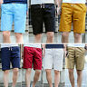 1Pcs Beach Shorts Summer Fashion Mens Shorts Cotton Men's Casual Shorts