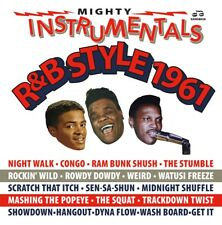 Rhythm and Blues - Mighty Instrumentals R&B-Style 1961