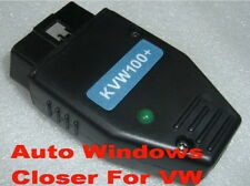 KVW100+ Auto Windows Closer For VW Vehicles
