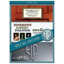 Emerson, Lake  Palmer: Pictures at an Exhibition/The Birth of a Band/Live at...