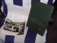 1967  JUNIATA COLLEGE YEARBOOK HUNTINGDON PA with PHOTO