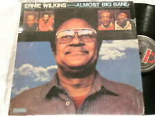ERNIE WILKINS Almost Big Band Sahib Shihab Kenny Drew Ed Thigpen LP