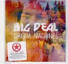 (EF263) Big Deal, Dream Machines - 2013 DJ CD