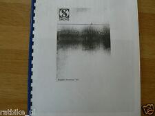 S0027 SACHS---ERSATZTEILE-LISTE STAMO ST 50 + 75----MODEL