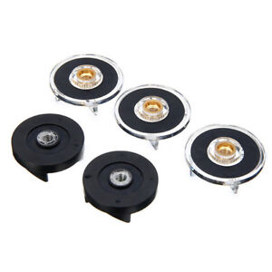 3PlasticGear Base &2 Rubber Gear Replacement Set For Magic Bullet Spare Parts^m^