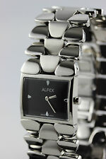 ALFEX Damenuhr Edelstahl Swiss Made perfektes Armbanddesign NEU