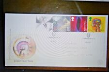 January 1999; First Day Cover; The Inventors Tale; Interesting Postmark