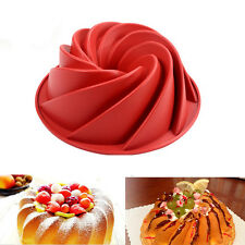 9 Inch Chiffon Cake Mold Pan Savarin Muffin Cake Baking Mold Mould