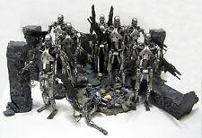 Terminator Plasma Rifle Gun for all Series McFarlane Neca  figure