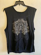 Dream Theater Metal band Logo Black T-Shirt Mens size  XL
