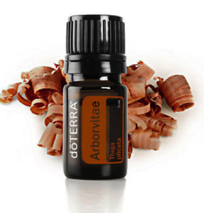 doTERRA Arborvitae 5ml Essential Oil ~ NEW / FRESH / SEALED