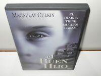 el buen hijo -  culkin - dvd