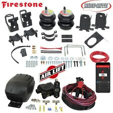 Firestone Ride Rite Air Bags AirLift Compressor for Ford F250 F350 Super Duty