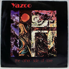 """YAZOO - THE OTHER SIDE OF LOVE 7"""" Vinyl Single 45rpm VG Picture Sleeve"""