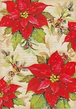 12 sheet sample pack Hunkydory's Little Book of Winter Florals - Set 4