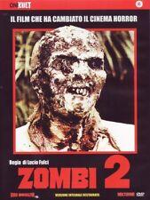 Dvd Zombi 2 - (1979)  ......NUOVO