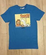 PRIMARK Men's Garfield The Cat T Tee Shirt Tee Top New UK Large