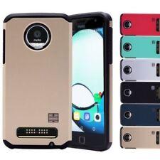 Cover e custodie Per Motorola Moto Z Play in silicone/gel/gomma per cellulari e palmari