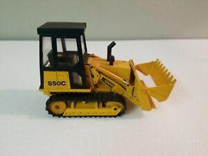 Case 850C Track Loader - 1/35 - NZG #176/208 - Black top - No Box