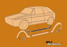 VW Mk1 Cabriolet Clipper Kit Gasket Kit NEW!!