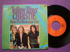 CHRISTIE Down The Mississippi SPAIN 45 1970 Power Pop
