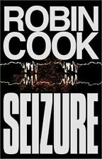 Seizure by Robin Cook (2003, Hardcover)