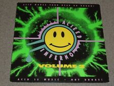 Acieed Inferno Volume 2 LP   1989      ACID HOUSE!!