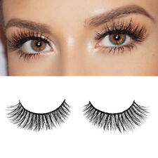Chaotic Real Mink False Lashes Black Natural Thick Long Full Reusable Fake Strip