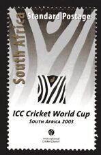 South Africa 2001 Cricket World Cup 1st series Mint Unhinged