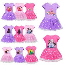 New Jojo Siwa Dress Role Costume Fancy Dress Girls Party Cosplay Princess Skirt