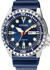 CITIZEN Men's Diver Automatic NH8381-12L  Sport Watch  100m  Rubber  Band +Box