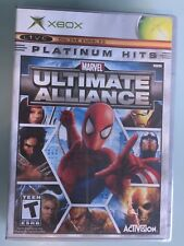Marvel: Ultimate Alliance (Microsoft Xbox, 2006) - Platinum Hits