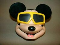 Vintage 3D Viewer McDonald's Disney Mickey Mouse Head 1999