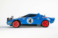 Rally Legends  Lancia Stratos 1/10 scale RTR RC Car.