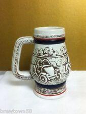 Avon beer drink stein steins #277066 made in Brazil Ceramarte 1982 YB6