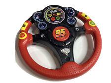 Disney Cars  Smart Wheel McQueen 95 Rev N' Roll Steering Wheel by eKids