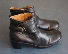 "Easy Spirit ""Joanny"" Womens Size 8M Black Fashion - Ankle Boots"