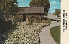 LAM(X) Prescott, AZ - Sharlot Hall Museum - Ranch House - Exterior and Grounds.