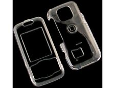 Snap On Plastic Phone Protector Case Transparent Clear For Nokia Supernova 7610